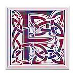 Monogram - Fraser of Reelig Tile Coaster