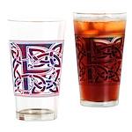 Monogram - Fraser of Reelig Drinking Glass