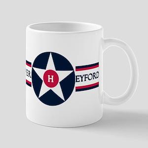 RAF Upper Heyford 20th Fighter Wing Mug
