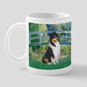 Bridge / Collie (tri) Mug
