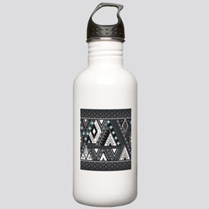 Native Pattern Stainless Water Bottle 1.0L