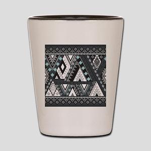 Native Pattern Shot Glass