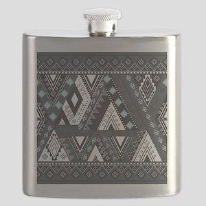 Native Pattern Flask