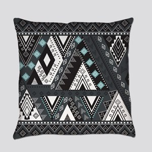 Native Pattern Everyday Pillow