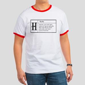 HYPHY -- DEFINITION Ringer T