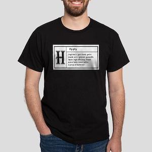 HYPHY -- DEFINITION Dark T-Shirt