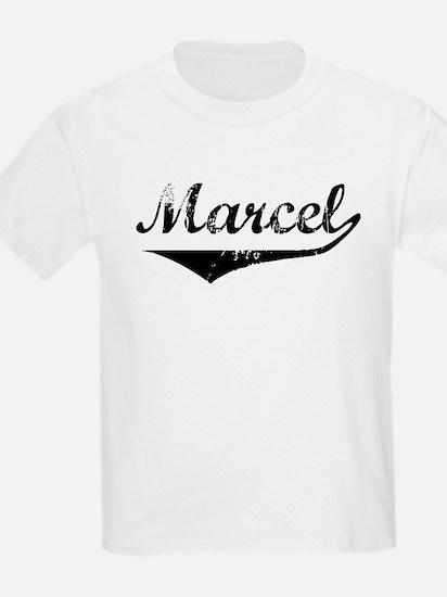 Marcel Vintage (Black) T-Shirt