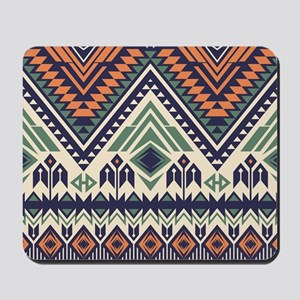 Native Pattern Mousepad