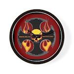 BoneHead Customz Garage Wall Clock