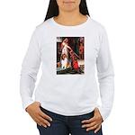 Accolade / Collie (s&w) Women's Long Sleeve T-Shir