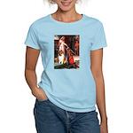 Accolade / Collie (s&w) Women's Light T-Shirt