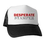 Desperate Stamper Trucker Hat