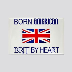 Born American, British by Hea Magnets
