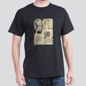 King Arthur Mini Biography T-Shirt