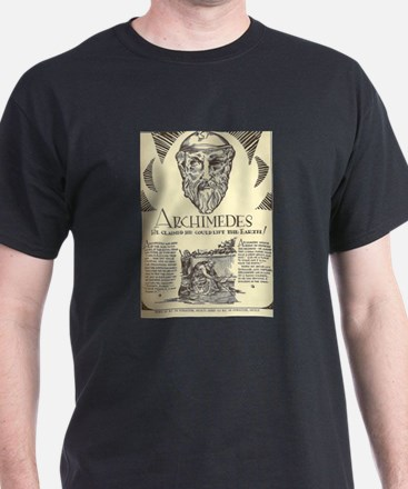 Funny Archimedes T-Shirt