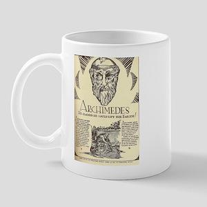 ARCHIMEDES Mini Biography Mugs