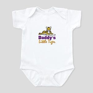 Daddy's Little Tiger Infant Bodysuit