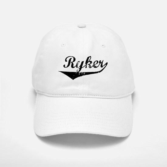 Ryker Vintage (Black) Baseball Baseball Cap