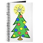 ILY Christmas Tree Journal