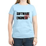 Off Duty Software Engineer Women's Light T-Shirt