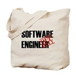 Off Duty Software Engineer Tote Bag