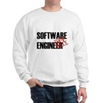 Off Duty Software Engineer Sweatshirt
