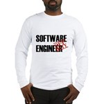 Off Duty Software Engineer Long Sleeve T-Shirt