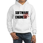 Off Duty Software Engineer Hooded Sweatshirt