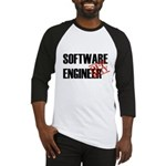 Off Duty Software Engineer Baseball Jersey
