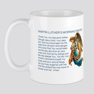 Martin Luther's Morning Prayer Mug