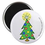 ILY Christmas Tree Magnet