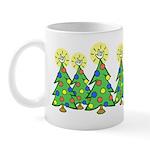 ILY Christmas Forest Mug