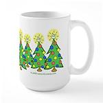 ILY Christmas Forest Large Mug