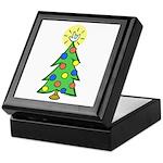 ILY Christmas Tree Keepsake Box
