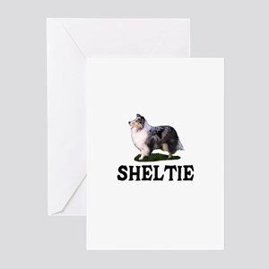 Sheltie Greeting Cards (Pk of 10)