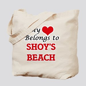 My Heart Belongs to Shoy'S Beach Virgin I Tote Bag