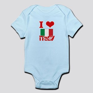 I Love Italy Body Suit
