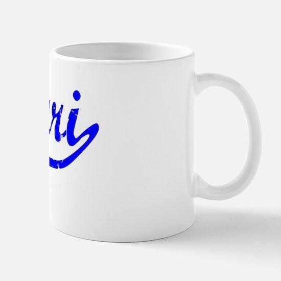 Omari Vintage (Blue) Mug