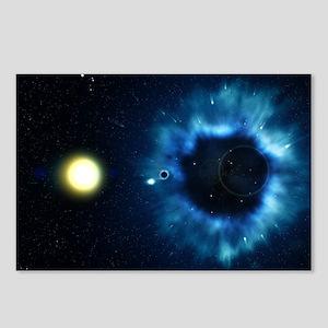 Black Hole & Companion Star - Postcards (Pkg 8)