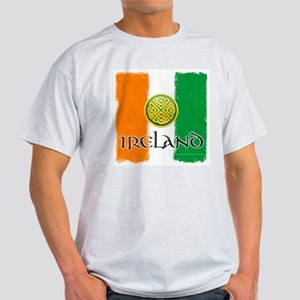 Celtic Ireland Flag Light T-Shirt
