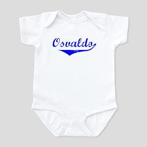 Osvaldo Vintage (Blue) Infant Bodysuit