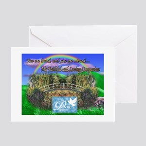 Rainbow Bridge Greeting Cards