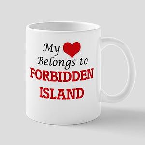 My Heart Belongs to Forbidden Island Northern Mugs