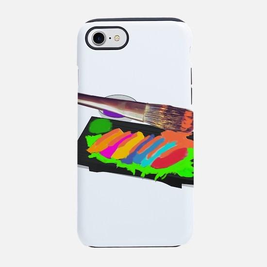 SUSHI ART iPhone 8/7 Tough Case