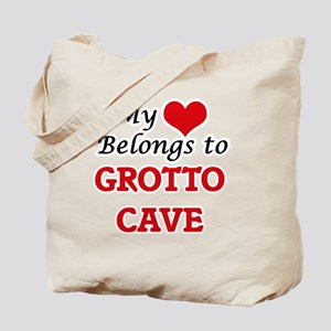 My Heart Belongs to Grotto Cave Northern Tote Bag