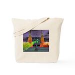 Green Gate Guardian Tote Bag