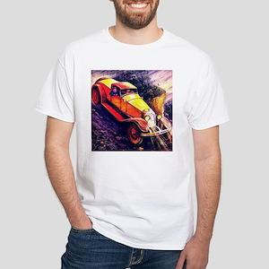 Shore Road White T-Shirt