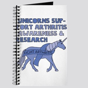 Unicorns Support Arthritis Awareness & Res Journal