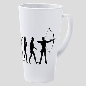 Evolution Archery 17 Oz Latte Mug