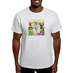 Burdock Ash Grey T-Shirt